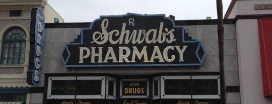 Schwab's Pharmacy is one of The 15 Best Ice Cream Shops in Orlando.