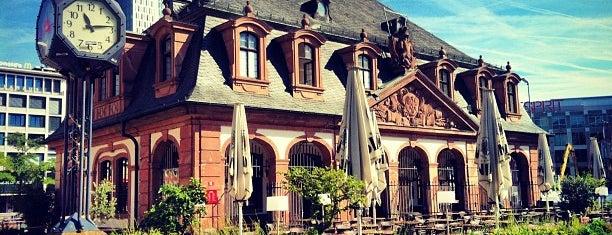 Hauptwache is one of Guide to Frankfurt's best spots.