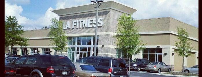 LA Fitness is one of #416by416 - Dwayne list1.