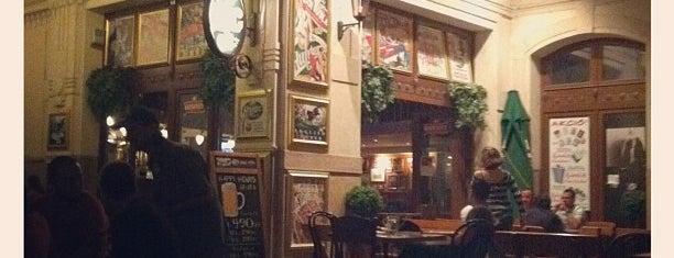 Pointer Pub is one of Itt már italoztam....