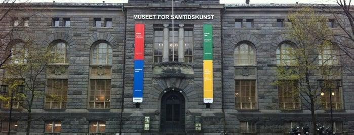 Museet for Samtidskunst is one of Museen.