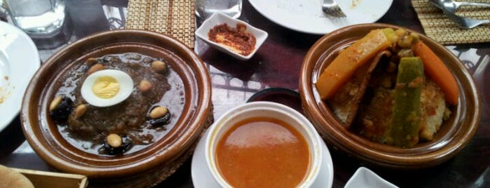 Le Marrakech is one of Fit to Eat Hanoi.