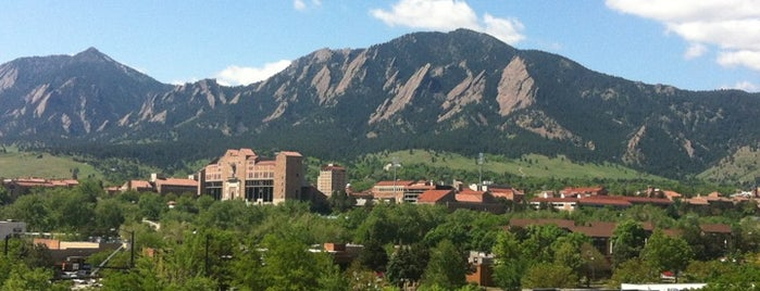 University of Colorado Boulder is one of SAI Chapters.