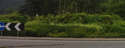 Manor Powis Roundabout is one of Named Roundabouts in Central Scotland.