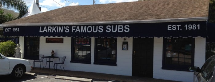 Larkins Famous Subs & Catering is one of Dining in Orlando, Florida.