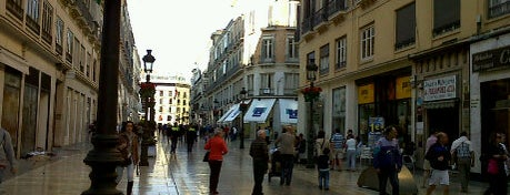 Calle Molina Lario is one of Málaga: Coffee, brunch, shopping & chill places!.