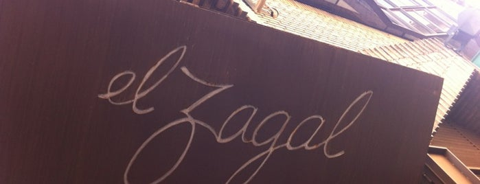 El Zagal is one of Restaurantes Gastrofestival 2012 25€.