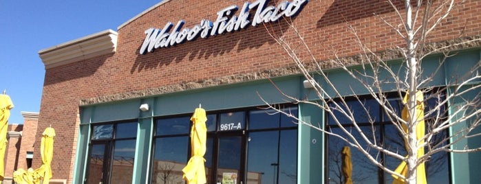 Wahoo's Fish Taco is one of Return with Friends.