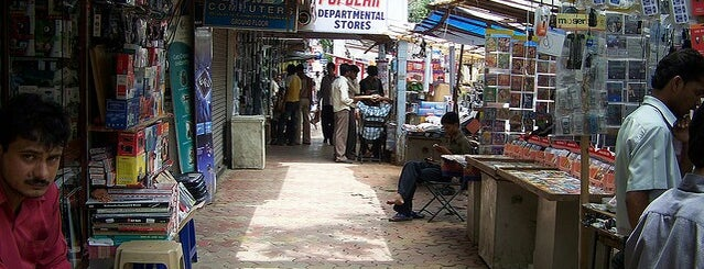 Lamington Road is one of Guide to Mumbai's best spots.