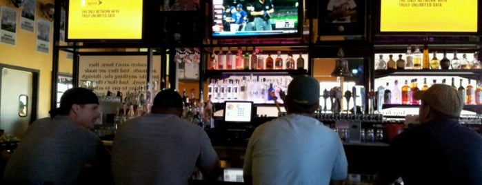 Oggi's Pizza & Brewing Company is one of San Diego Brewery and Beer Pubs.