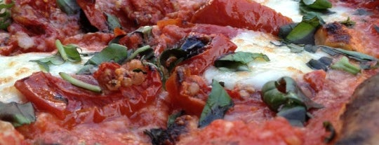 Napolese Artisanal Pizzeria- 49th and Pennsylvania is one of 50 Restaurants You Have To Try.