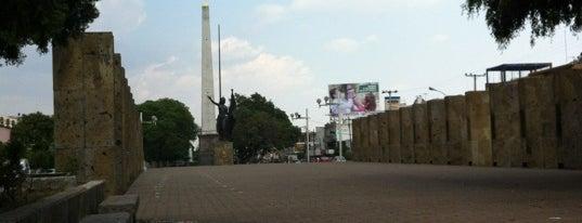 Plaza De La República is one of Show Places @ GDL.