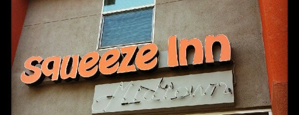 Squeeze Inn Midtown is one of The 15 Best Places for Burgers in Sacramento.