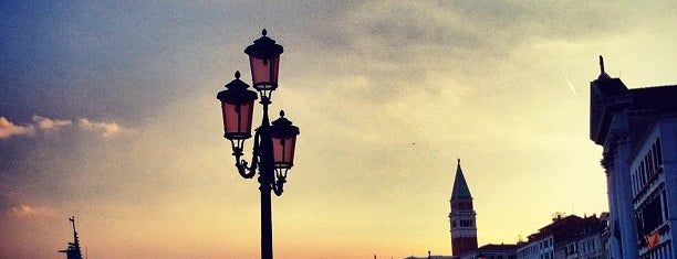 Riva Degli Schiavoni is one of Venice.