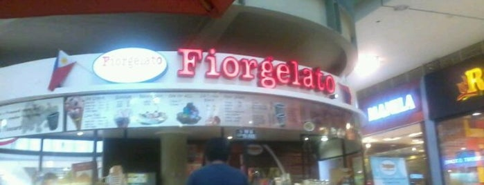 Fiorgelato - SM Bicutan is one of Uber Yogurt.