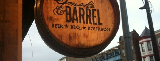 Smoke & Barrel is one of DC Area.