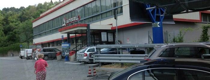Area di Servizio Campora Est is one of A7 Milano-Genova.