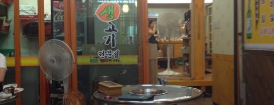 Korean Restaurant is one of My 100 Favorite Restuarants!.
