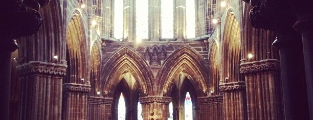 Glasgow Cathedral is one of Scotland.