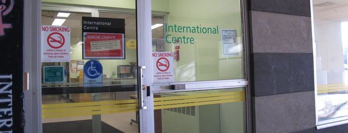 International Centre is one of Study spots around the UAlberta campus.