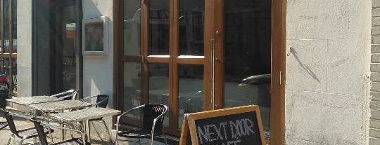 Next Door Cafe is one of Alyssa's Philly Life.