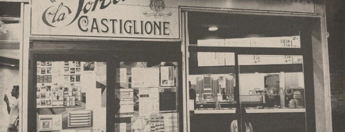 La Sorbetteria Castiglione is one of Bologna.