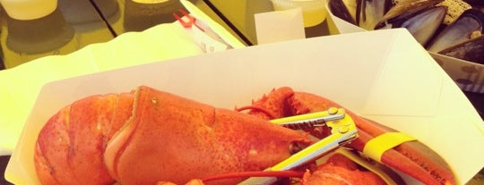 Thurston's Lobster Pound is one of Great clam shacks.