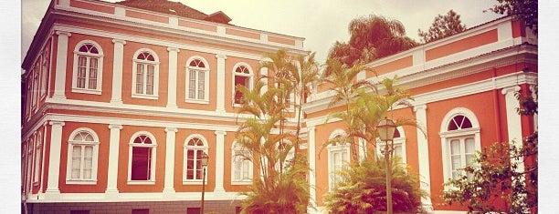 Casa da Princesa Isabel is one of Petrópolis RJ.