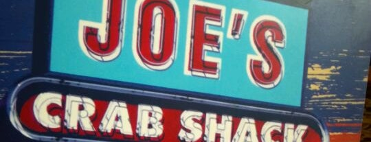 Joe's Crab Shack is one of Top 10 restaurants when money is no object.