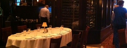 The Capital Grille is one of My favorite restaurants in Miami.