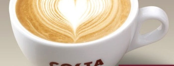 Costa Coffee is one of Dubai Food 6.