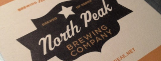 North Peak Brewing Company is one of Breweries to Visit.