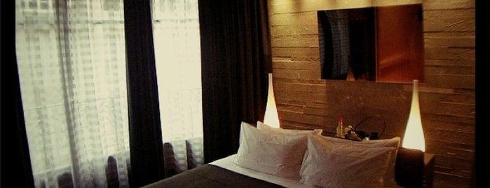 Hôtel Sezz Paris is one of Hotels Paris.