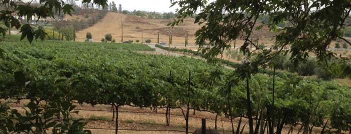 Hart Winery is one of Temecula Wineries.