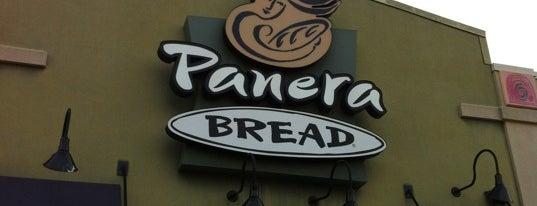 Panera Bread is one of Agent Reboot Washington DC.