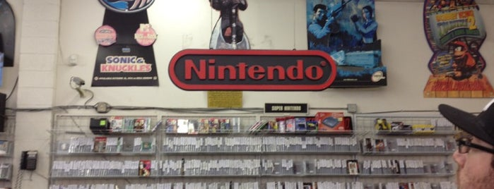 Game Dude is one of Best Retrogaming Shops.