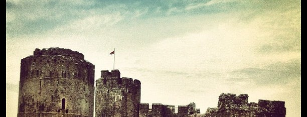 Pembroke Castle is one of Shelbyart's Favourite Places.