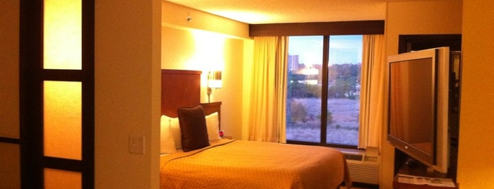 Hyatt Place Secaucus/Meadowlands is one of HYATT Hotels and Resorts.