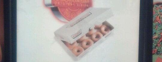 Krispy Kreme Doughnuts is one of Love it!.
