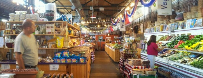 Capitol Market is one of Wild and Wonderful West Virginia.