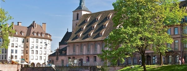 Quai des Bateliers is one of Strasbourg - Capitale de Noël - #4sqcities.