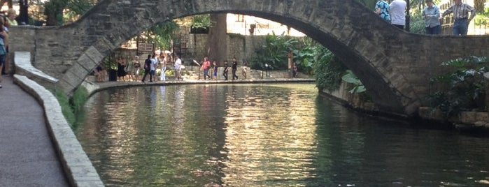 The San Antonio River Walk is one of Road Trip Bucket List with Midlife Road Trip.