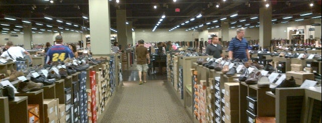 DSW Designer Shoe Warehouse is one of MSP.