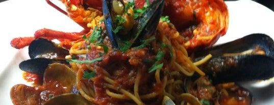 Vigilucci's Seafood & Steak House is one of ESSDEE.