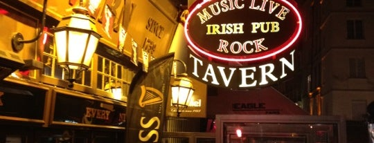 Guinness Tavern is one of Bars / Pubs.