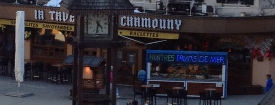 La Taverne de Chamouny is one of World.