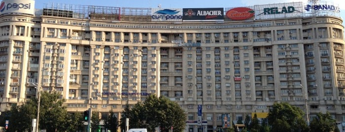 Bucharest is one of cities.