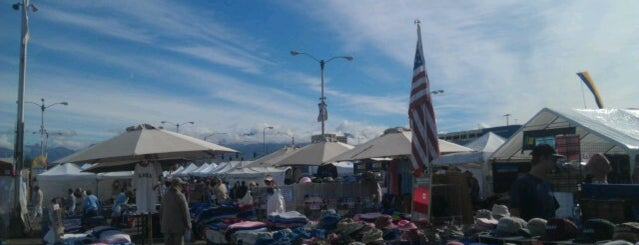 Anchorage Downtown Market & Festival is one of Anchorage, AK.