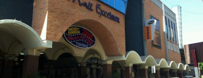 Mall Excelsior is one of Favoritos.
