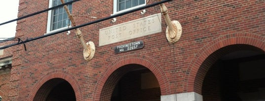 United States Post Office is one of Provincetown.